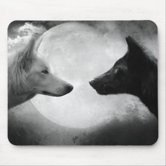 Wolves Mouse Pad