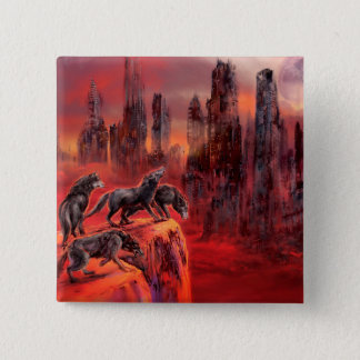 Wolves of Future Past Button