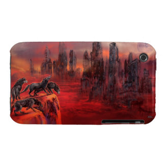 Wolves of Future Past Case-Mate iPhone 3 Case