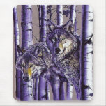 Wolves of the Land Mousepads