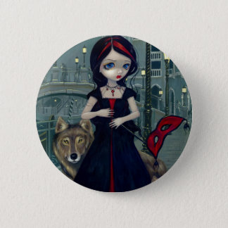"""""""Wolves of Venice"""" Button"""
