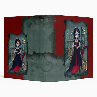 Wolves of Venice vampire wolf gothic fairy Binder