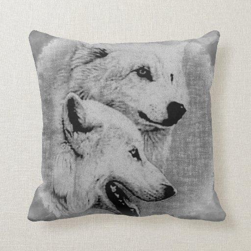 Wolves Pillows