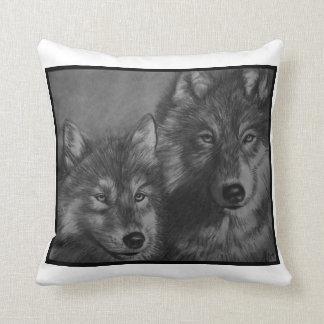 Wolves Pillow