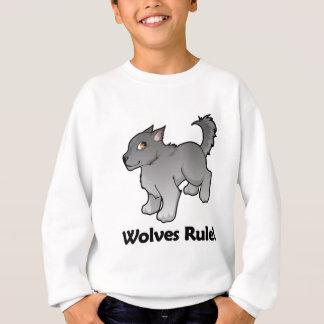 Wolves Rule! Sweatshirt