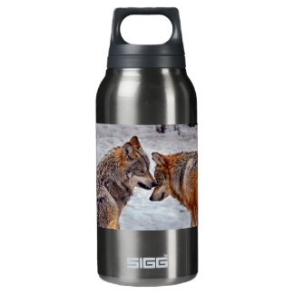 """Wolves """"That's Mine"""" SIGG Thermo 0.3L Insulated Bottle"""