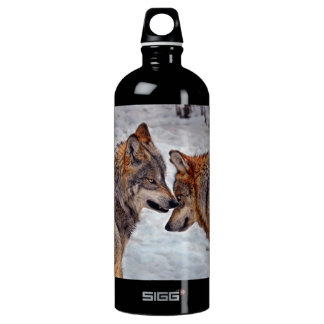 "Wolves ""That's Mine"" SIGG Traveler 1.0L Water Bottle"