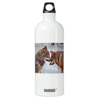 Wolves That's Mine SIGG Traveler 1.0L Water Bottle