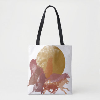 Wolves Tote