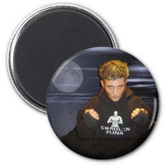 wolvnight 2 inch round magnet