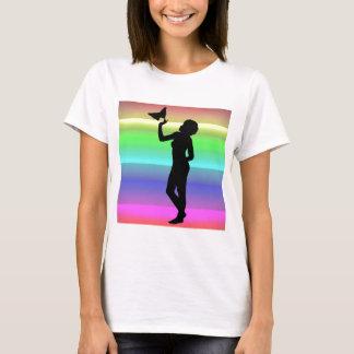 Woman2 NeonRainbow T-Shirt