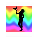 Woman2 RainbowMelt Postal
