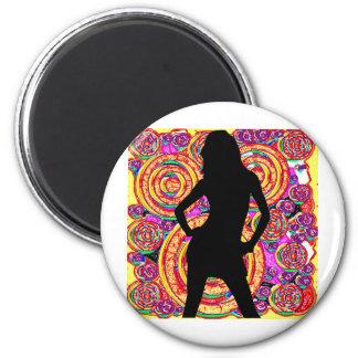 Woman5 FreshRinse Magnet