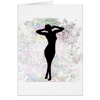 Woman6 WhiteOut Cards