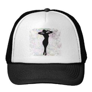 Woman6 WhiteOut Hat