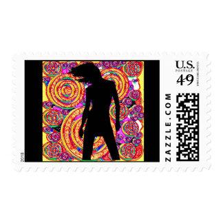 Woman8 FreshRinse Stamp