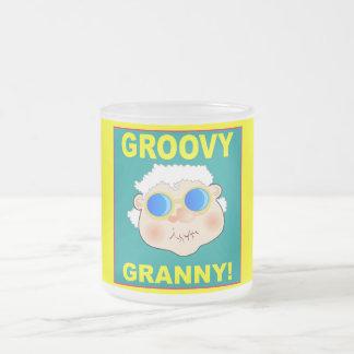 woman-268642_1920 GROOVY GRANDMA COLORFUL FUN woma Mug
