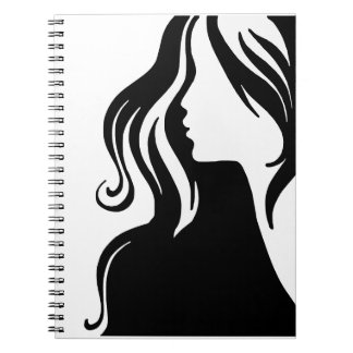 woman-311607 woman portrait girl female beautiful notebook