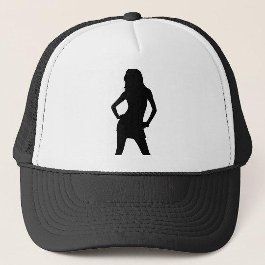Woman 5 trucker hat