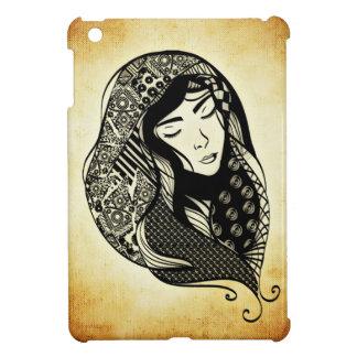 woman-7627hair-abstract-nice-kind iPad mini covers