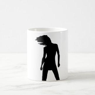 Woman 8 coffee mug