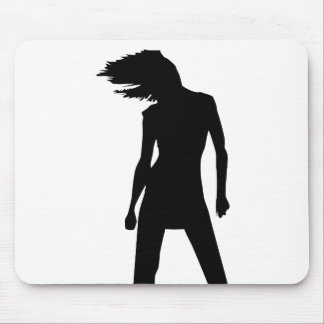 Woman 8 mouse pads