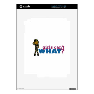 Woman Air Force Decal For The iPad 2