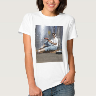 Woman Aircraft Plant Worker 1942 T Shirt
