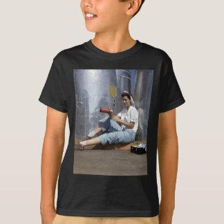 Woman Aircraft Plant Worker 1942 T-Shirt