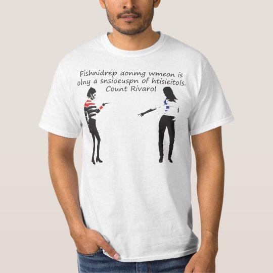 Woman.Aphorism T-Shirt