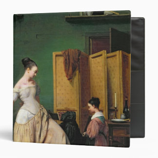 Woman at her Toilet, 1835 Binder