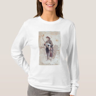 Woman at the Hotel de Ville T-Shirt