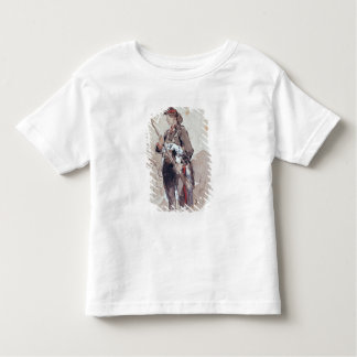 Woman at the Hotel de Ville Toddler T-shirt