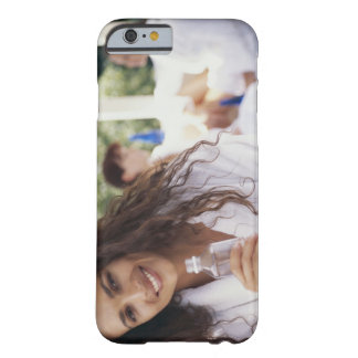 Woman at the spa 2 barely there iPhone 6 case