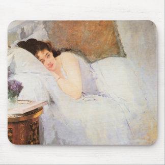 Woman Awakening 1876 oil on canvas Mousepad