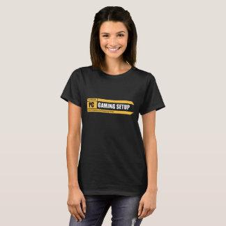 Woman Basic T-Shirt | Page Logo