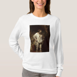 Woman Bathing in a Stream, 1654 T-Shirt