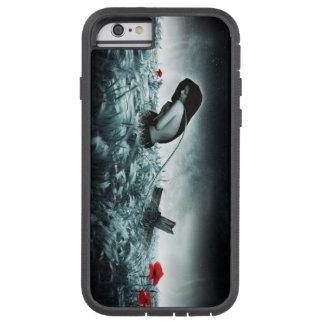 Woman Bearing Cross Tough Xtreme iPhone 6 Case
