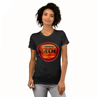 Woman, Black band logo T-Shirt