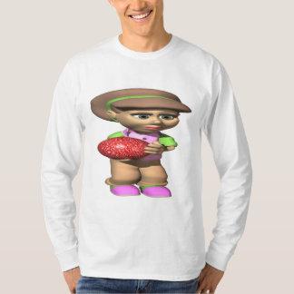 Woman Bowler T-Shirt