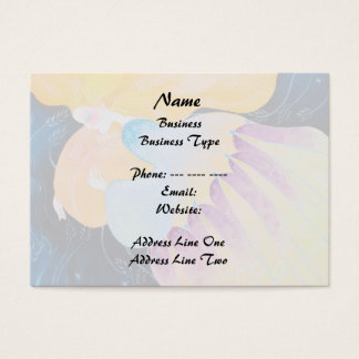 Woman. Business Card