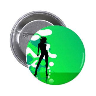 Woman Pin