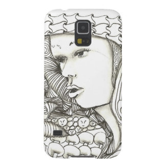 Woman by Celestine Galaxy S5 Cases