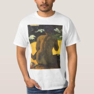 Woman by the Sea by Paul Gauguin, Vintage Fine Art T-Shirt