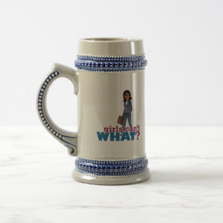 Woman CEO Beer Stein