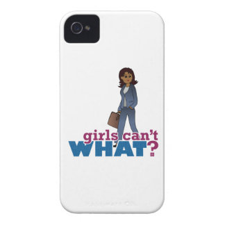 Woman CEO iPhone 4 Case