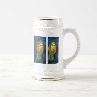 Woman Clothed with the Sun Beer Stein