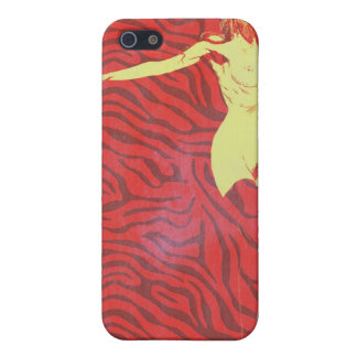 woman cover for iPhone 5