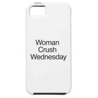 Woman Crush Wednesday iPhone SE/5/5s Case
