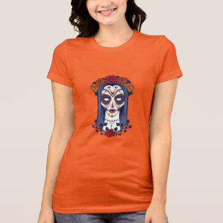 Woman Day of the Dead T-Shirt